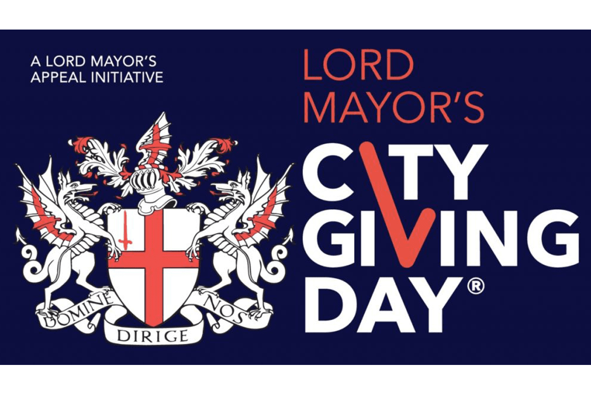 DDCAP Group are proud to support this year's City Giving Day, 24th September 2019