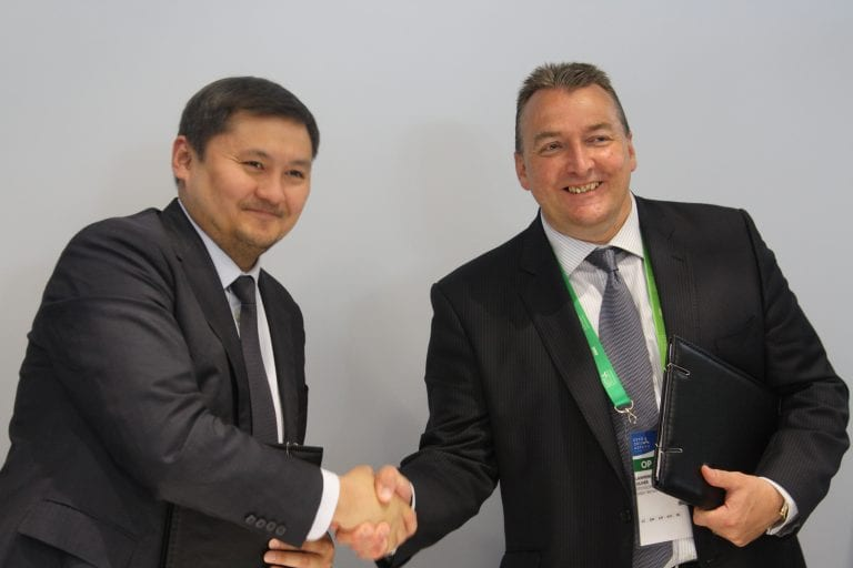DDCAP Group and Astana International Financial Centre sign a ground breaking Memorandum of Understanding on cooperation in Islamic Finance at Astana Expo 2017.