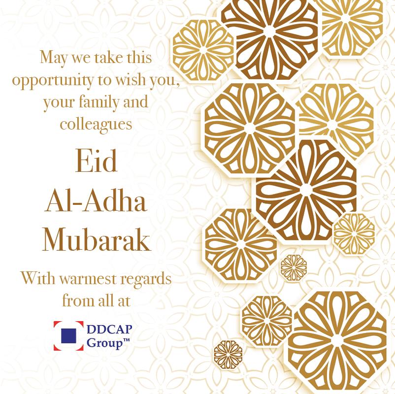 Eid Al Adha Mubarak Ddcap