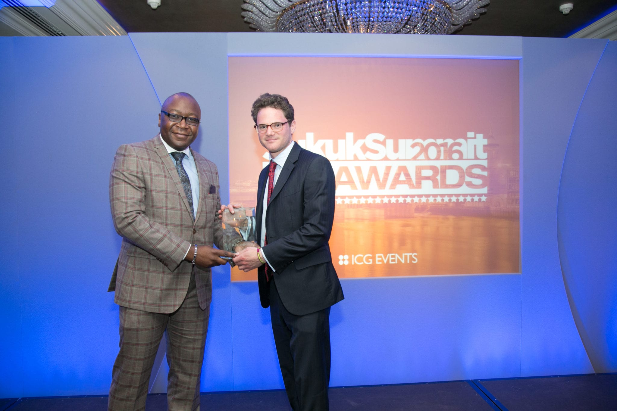 DDCAP Honoured with Two Accolades at the 10th Anniversary London Sukuk Summit Awards 2016