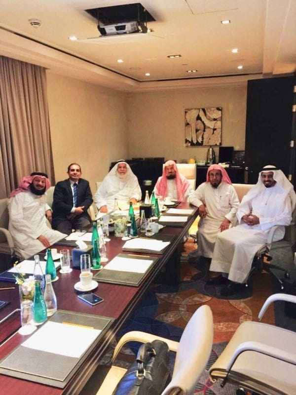 DDCAP's Sharia'a Supervisory Board convened in Riyadh in January 2019
