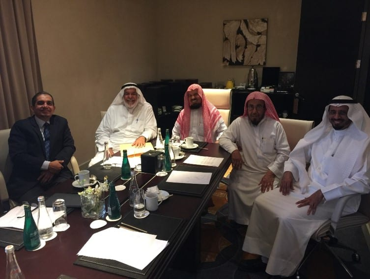 Meeting of DDCAP's Sharia'a Supervisory Board