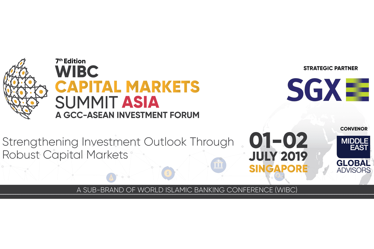 7th Edition WIBC Capital Markets Summit Asia -1st – 2nd July