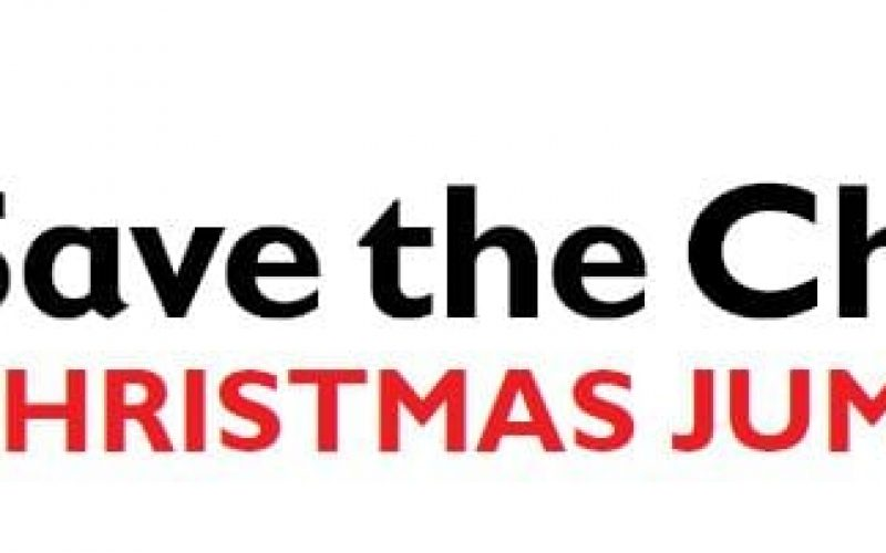 Save the Children Christmas Jumper logo