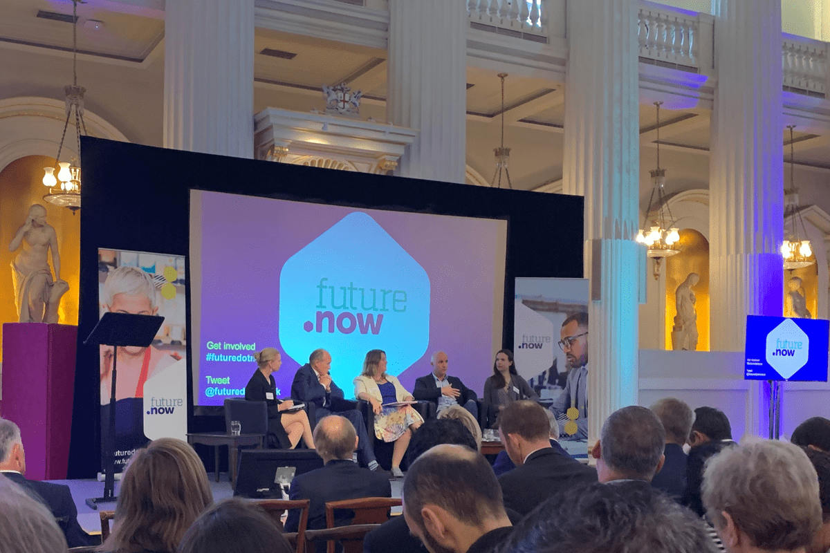 Future.now pledge – 10th October 2019